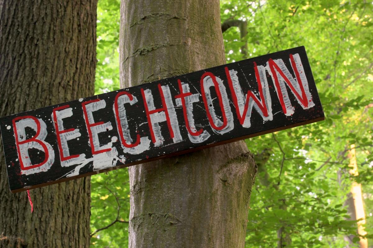 Beechtown = Ville des hêtres